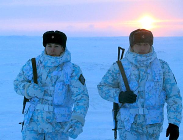 Новая арктическая форма нравится пограничникам. В ней комфортно и не холодно даже в лютые морозы.