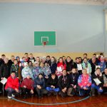 общее фото участников соревнований