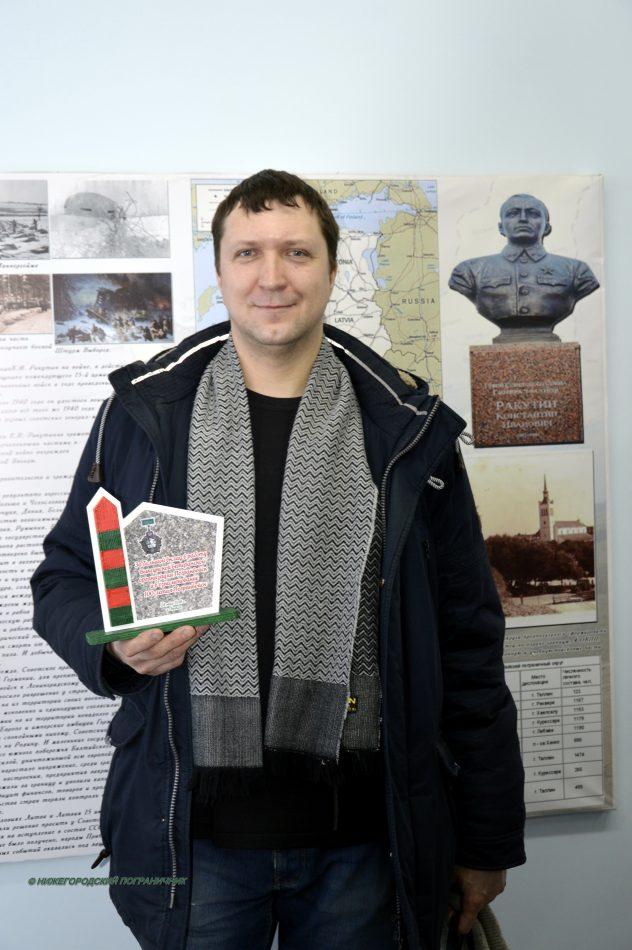 Участник конкурса, Александр Бондин ОКПП «Магадан»