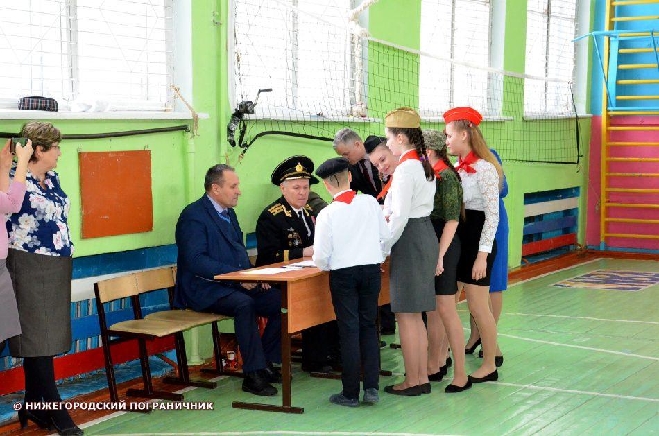 Жеребьевка капитанов отрядов