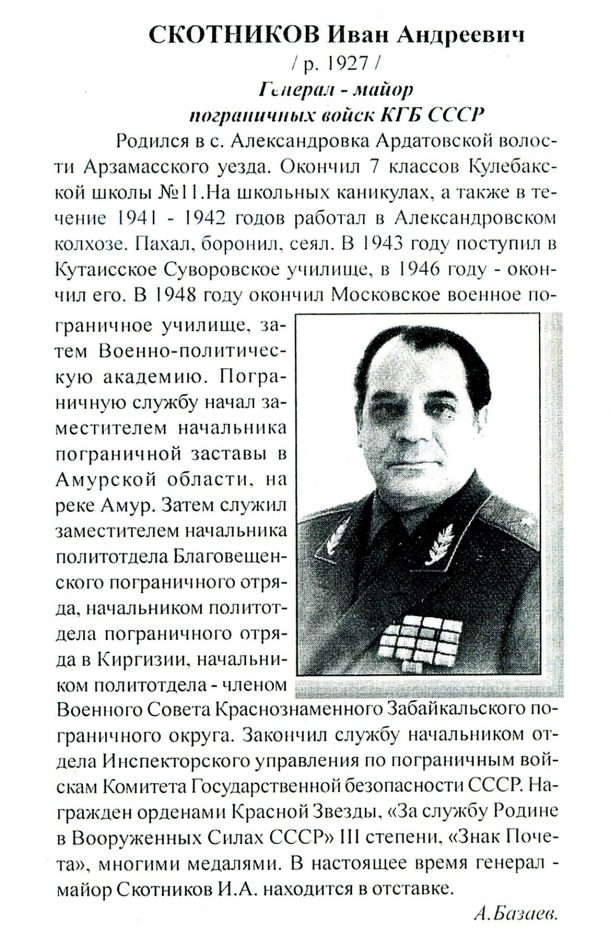 Скотников Иван Андреевич