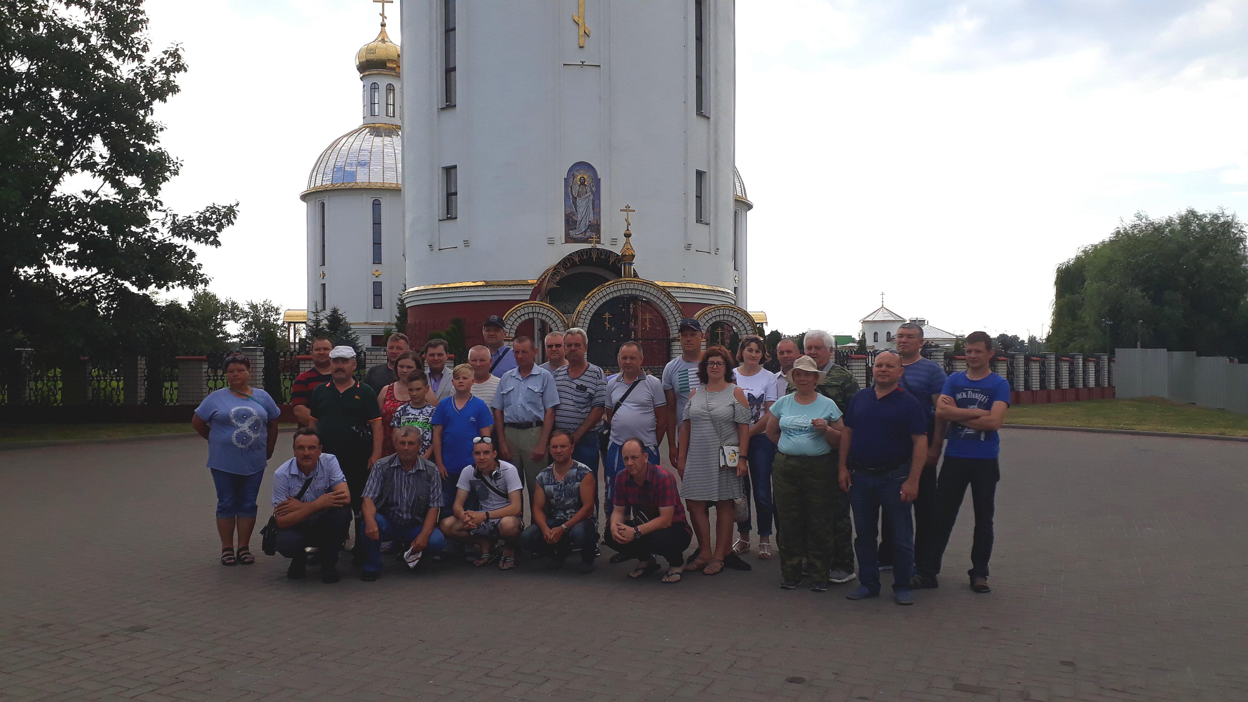 21.06.2019-у Свято-Воскресен.собора г.Бреста