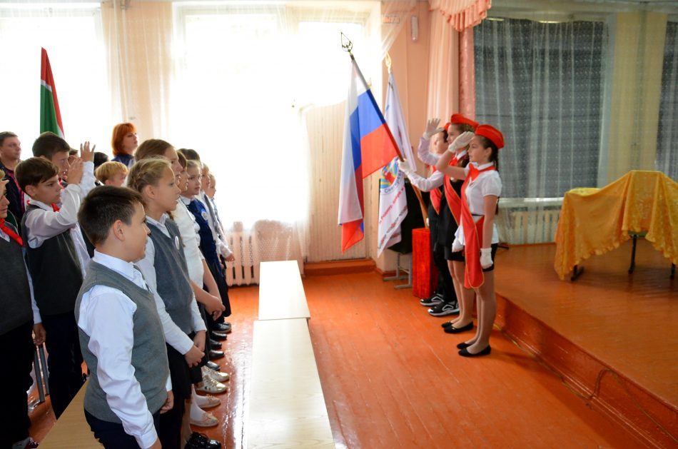 003 Исполнение Гимна России