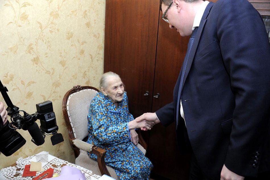 мэр г. Арзамаса Щелоков Алексадр Александрович