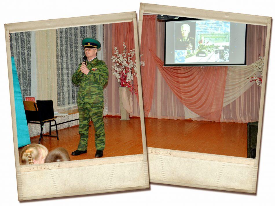 Выступление Сундукова