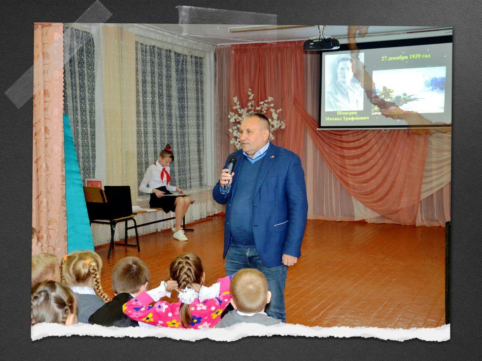 Выступление Рязанова
